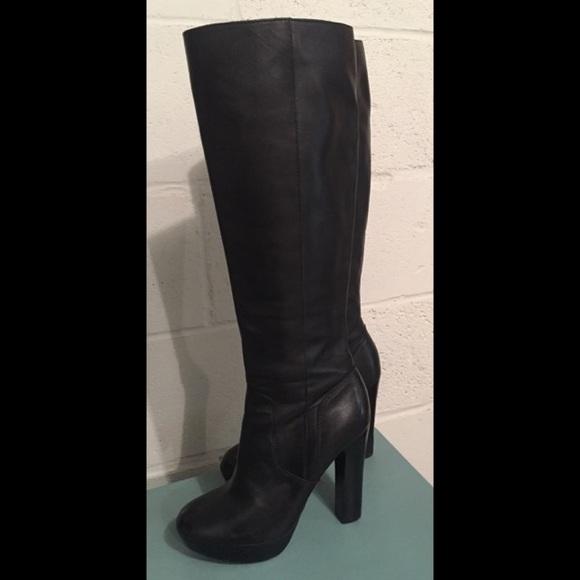 Michael Kors Shoes   Sale Black Leather